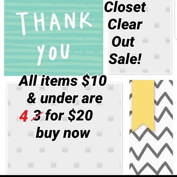 Vogue Other - all listings $10 & under must go  bundle bundle bu